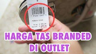 BONGKAR HARGA TAS BRANDED FT. COACH & FURLA | MAASMECHELEN OUTLET