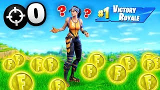 Winning SCORE ROYALE WITHOUT KILLS?? (Fortnite)