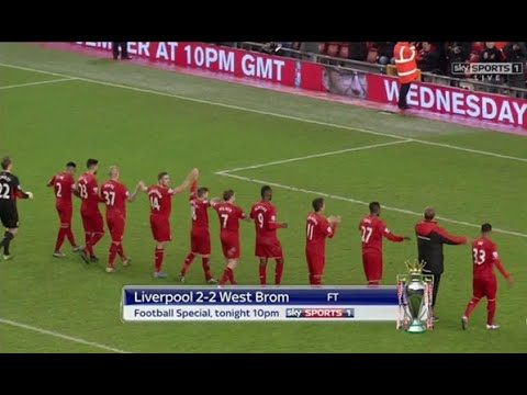Резултат с изображение за liverpool celebrating draw