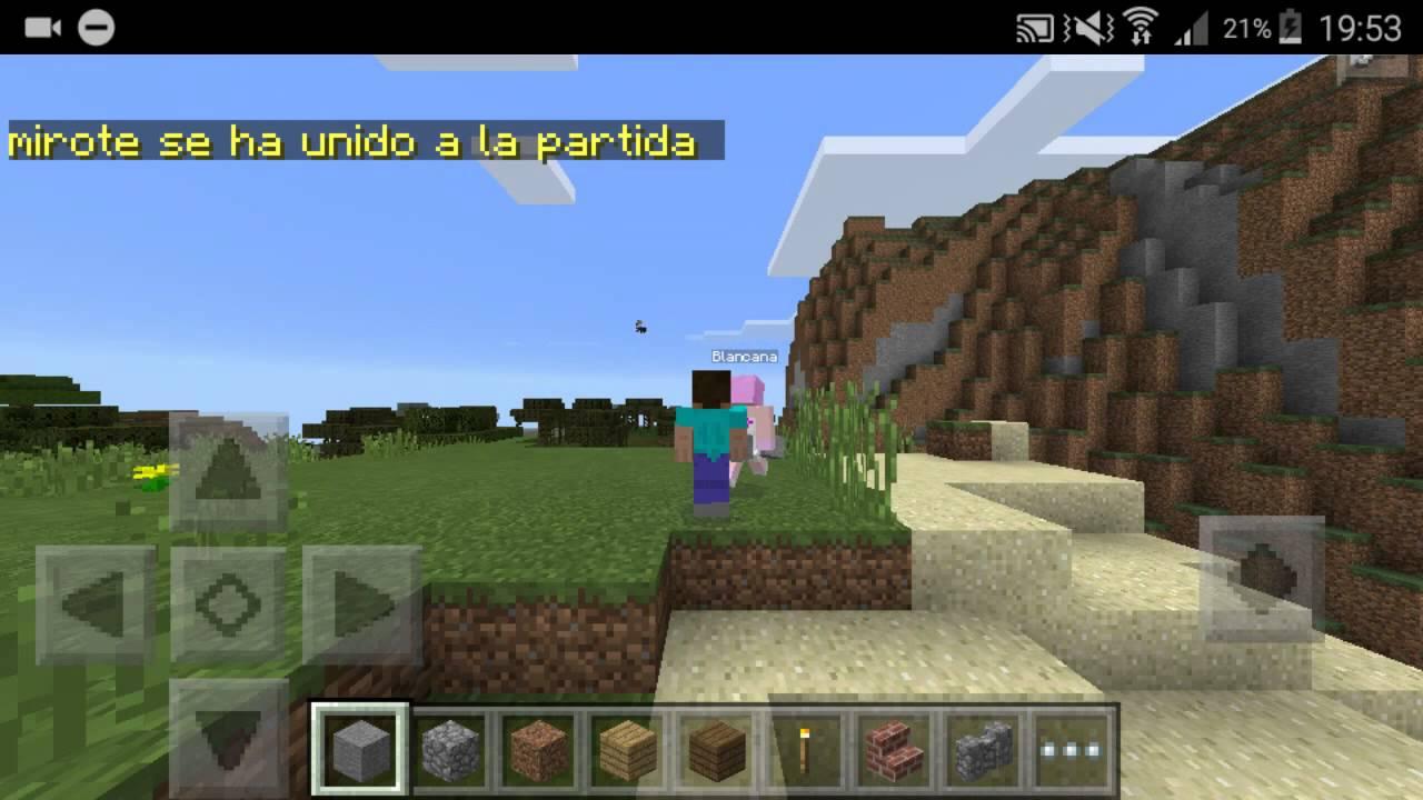 Mirote y blancana 2 ep2 youtube for Blancana y mirote minecraft