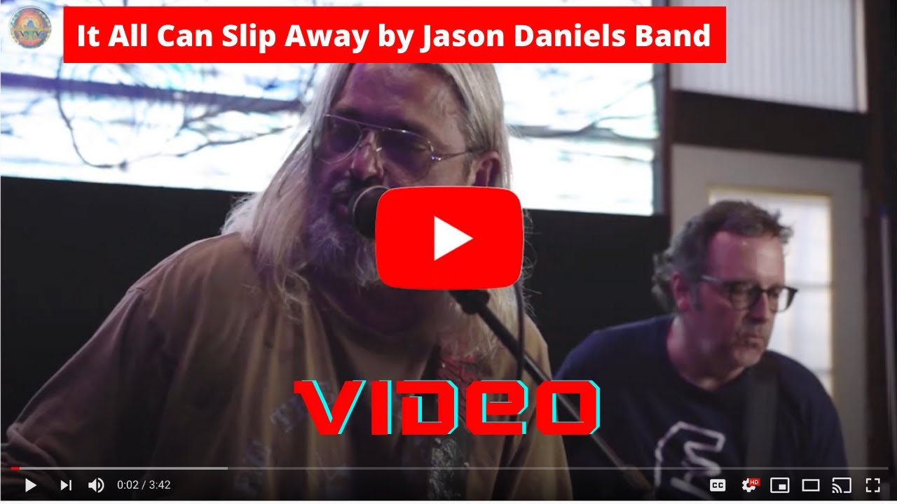 It All Can Slip Away by Jason Daniels Band (Official Music Video)