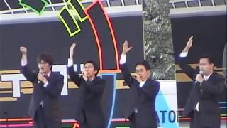 ナウい昭和の流行歌をアカペラで歌う「リストラーズ」です。 '2006年10月の工大祭2006での演奏の様子。 ハリケーン(ラッツ&スター)を歌って...