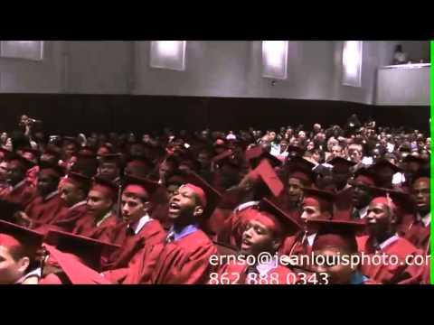 Saint Benedict graduation 2012