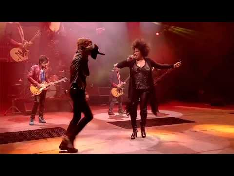 The Rolling Stones - Gimme Shelter @ Glastonbury 2013