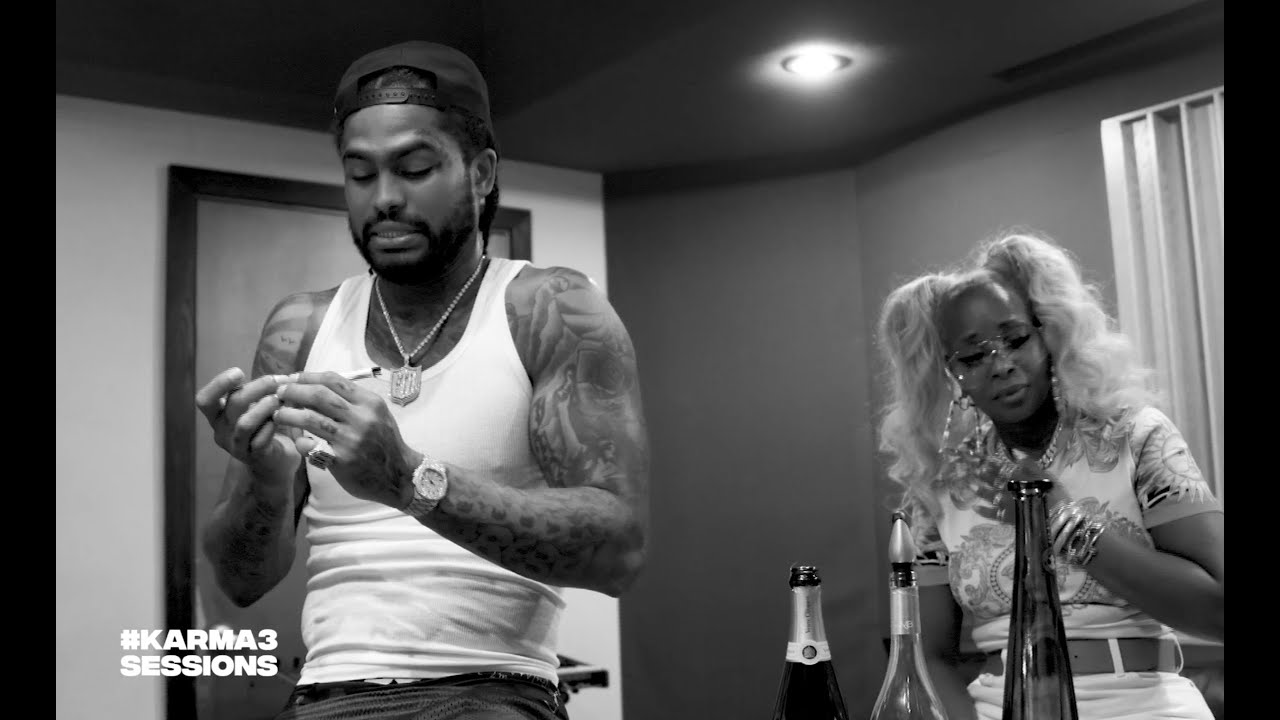 Dave East - The Making Of Karma 3 (Part 2)