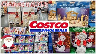 COSTCO CHRISTMAS DECOR FOOD AND TOYS GIFT IDEAS * 2019