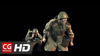 "CGI VFX Breakdown HD ""Making of Rosvideo"" by Yuferev Roman | CGMeetup"