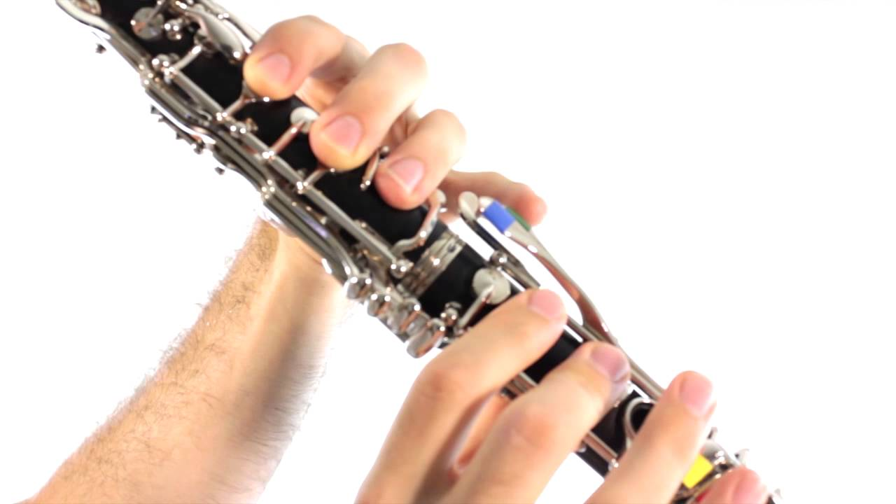 Clarinet Lesson 9: Playing G-A-B-C