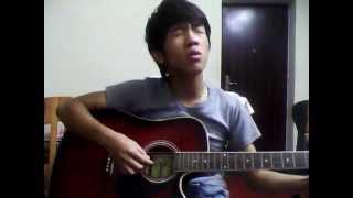 Vì a là chàng ngốc - guitar Kim Môn Xúc