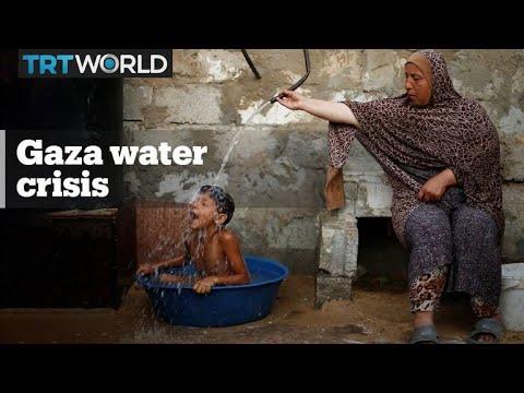 Gaza's Deepening Water Crisis