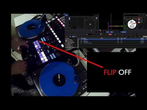 Serato Dj Flip + DJM S9 EchoLoop - Fast Live Production -