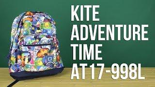 Розпакування Kite Adventure Time 20 л Унісекс AT17-998L