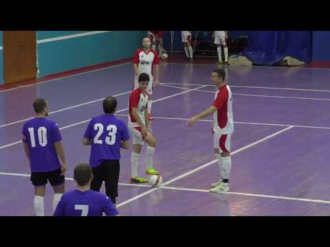 1/2 финала: Playtika - Spilna Sprava United #itliga (15 сезон, осень 2017 года)