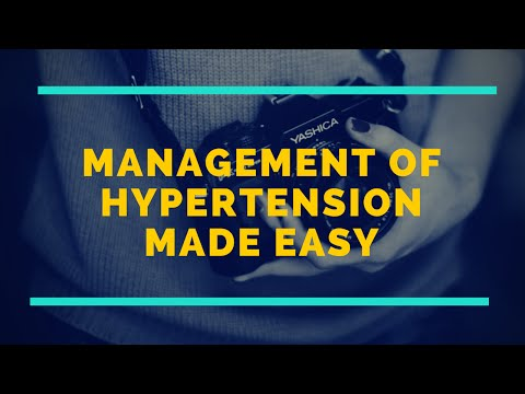 Hypertension Guidelines Made Easy with Example Cases to Pass Your Exams Easily!