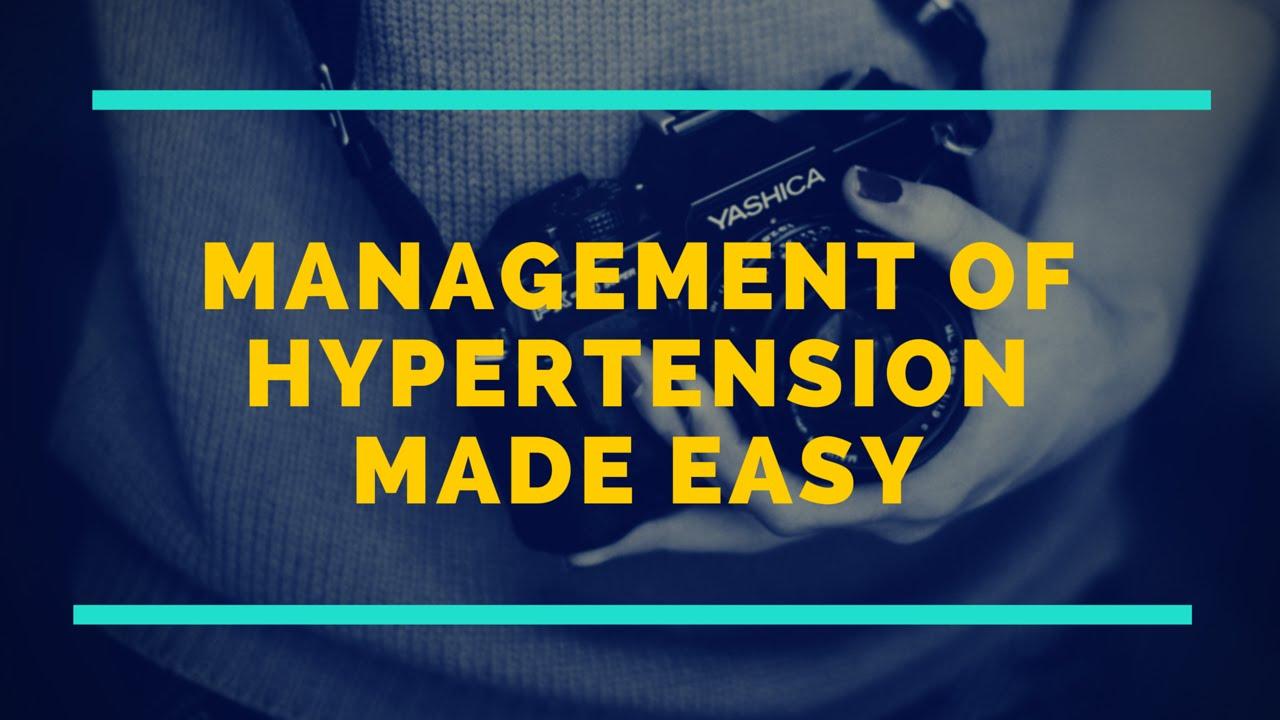 hypertension hesi case study