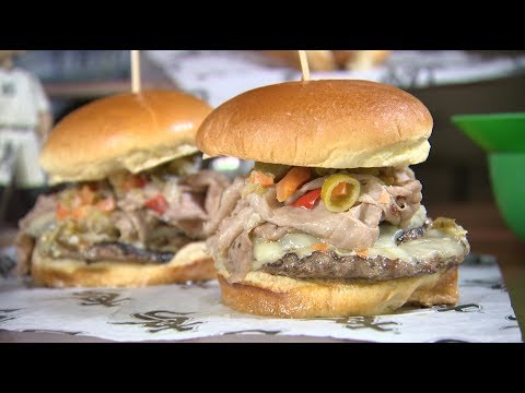 Chicago's Best Burger: Guaranteed Rate Field