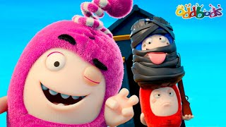 Oddbods | NEW | GOOD LUCK OR BAD LUCK? | Funny Cartoons For Kids