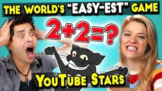 Download YouTubers FAIL The Easiest Game In The World Mp3 and Videos