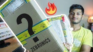 Zebronics sent me MYSTERY BOXES !!