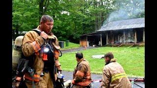 Incendie de résidence à Saint-Nicéphore, des animaux périssent dans l'incendie