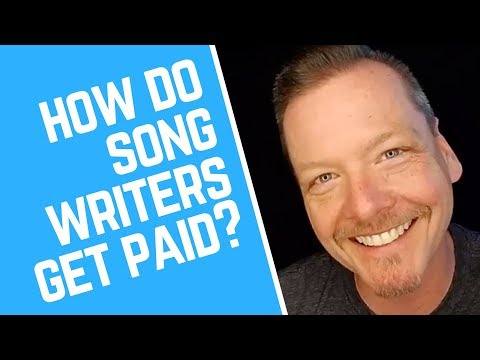 How Do Songwriters Get Paid Mp3