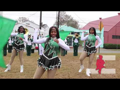 "Cass Technical High School ""Sugar bowl Parade"" (2017)"