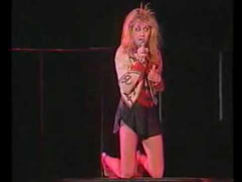 Cyndi Lauper She Bop Live At Budokan