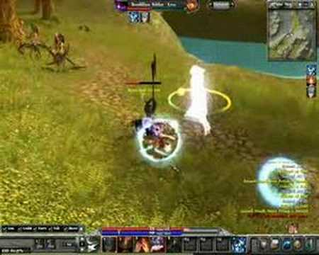 Archlord – Elementalist Low Level Gameplay