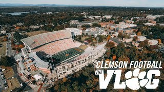 Clemson Football || The Vlog (Season 3 Ep 14)