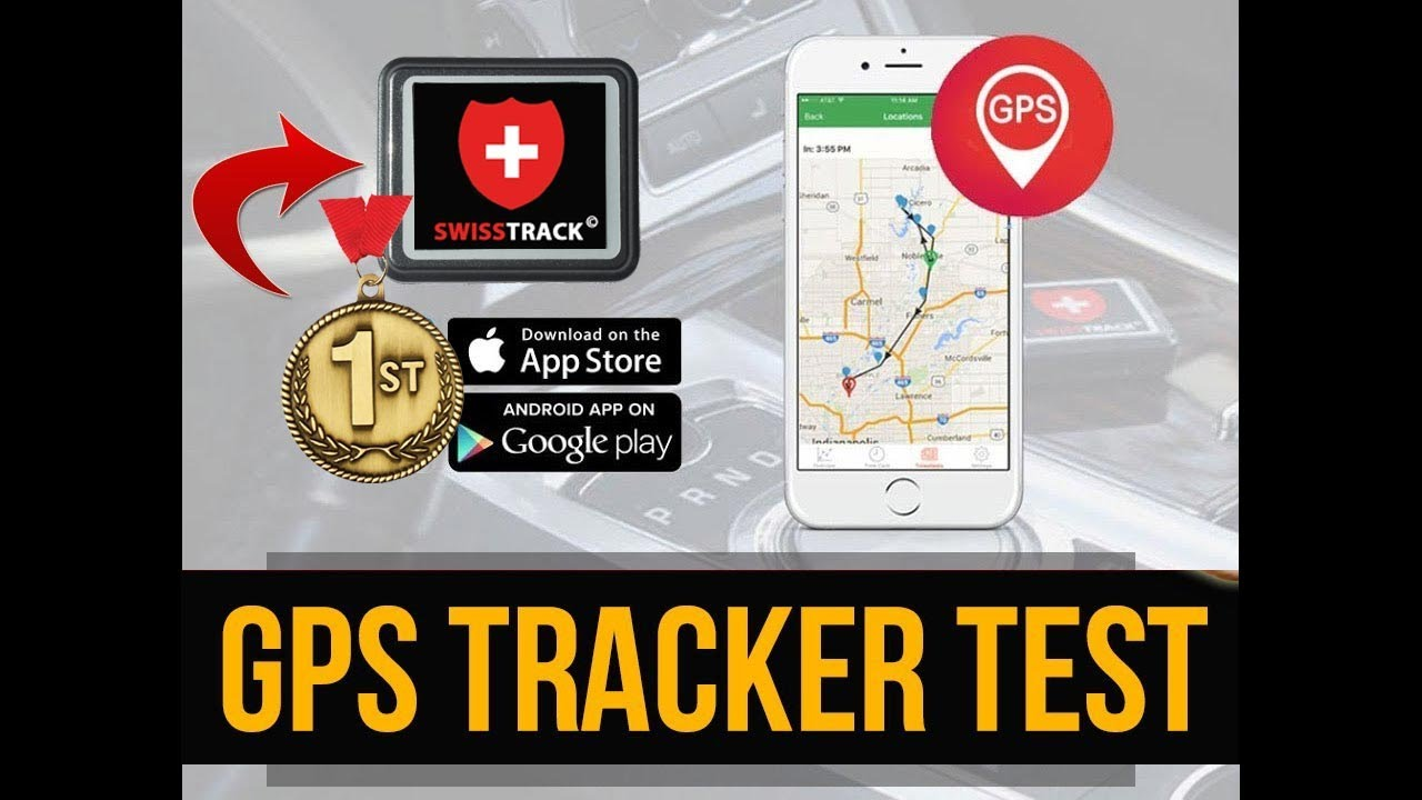 gps tracking mit handy
