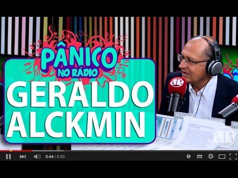 Geraldo Alckmin - Pânico - 14/04/16