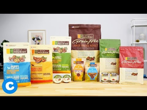 Simply Nourish Dog Food | Chewy