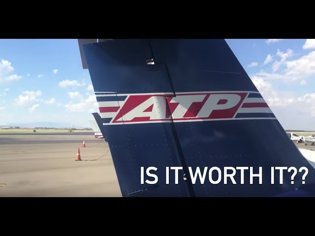 ATP Flight School - FAQ