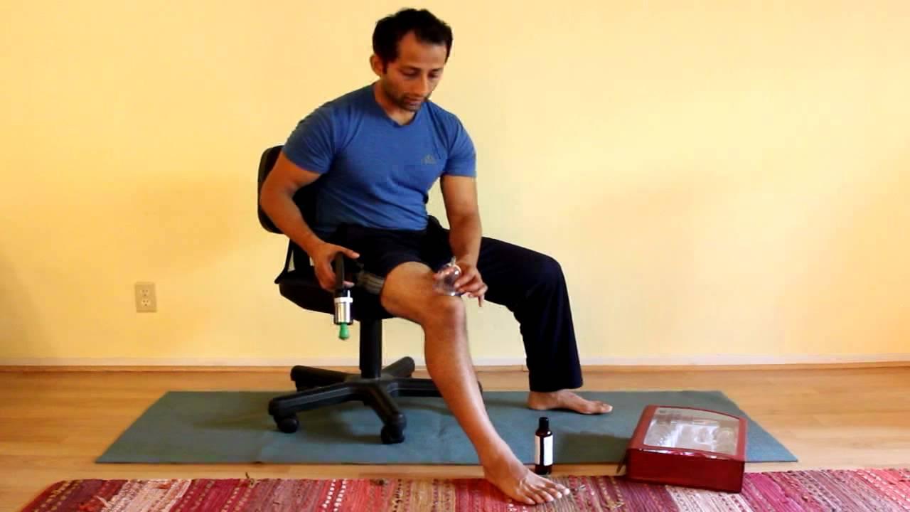 Quadriceps Tendonitis Treatment With Cupping   Manu Kalia ...
