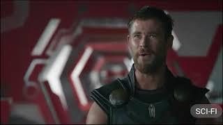 Thor the RAGNAROK ! Full  funny scenes !