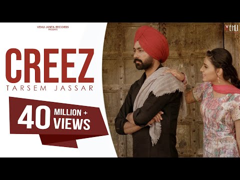 Creez  Full Video   Tarsem Jassar  Latest Punjabi Songs 2016  Vehli Janta Records
