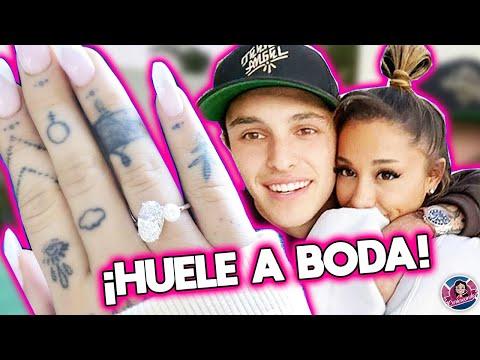¡Ariana Grande comprometida con Dalton Gomez!