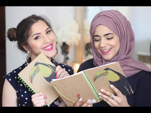 Ons & Donia#1 : How to be productive + organized !