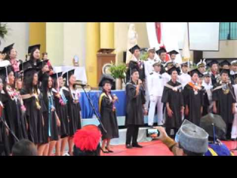 Thank You Once Again - HCDC Graduation Song '12