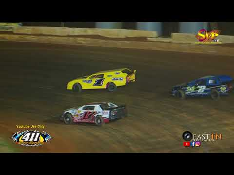 Modified Street | Feature $600 | 411 Motor Speedway | Nov  25, 2017