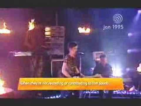 Massive Attack - Protection (Live top of the pops)