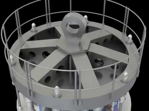 VVER-440 Reaktor