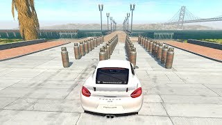 BeamNG drive | Tanques de Gas VS Autos