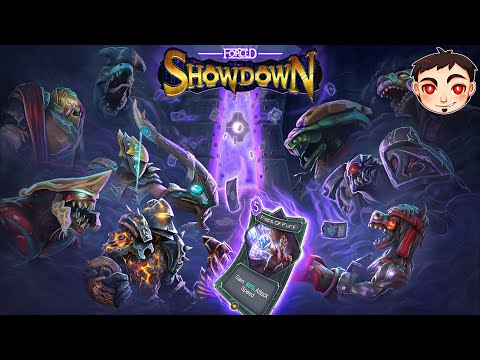 Forced Showdown - ¡ARENAS, ACCIÓN Y CARTAS!