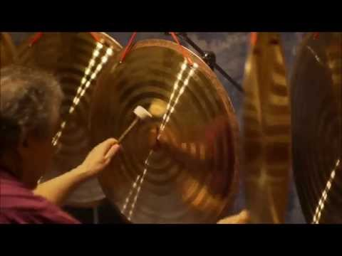 Celestial Gong 30 minute Meditation Five Celestial Gongs 1-20