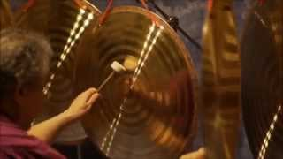 "Celestial Gong 30 minute Meditation Five Celestial Gongs 1-20""/2-24""/2-28"""