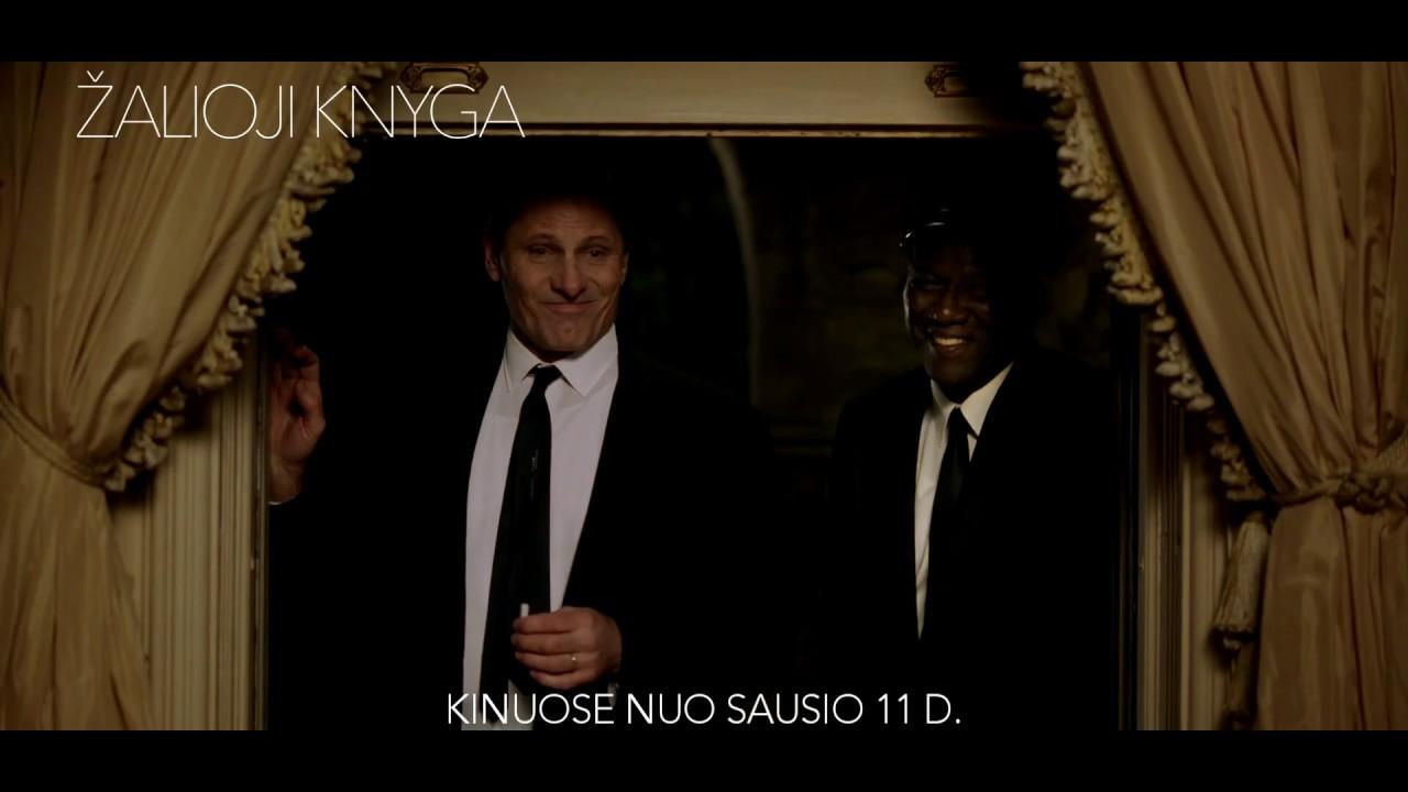 Metų filmu tituluota juosta - ŽALIOJI KNYGA - kinuose nuo SAUSIO 11 D.