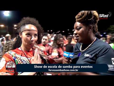 Erika Ferreira Em Entrevista Ao SRzd