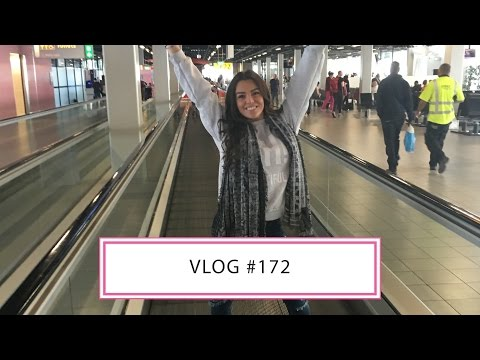 VLOG #172 FROM AMSTERDAM TO CURACAO!