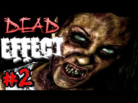 DEAD EFFECT: Zombies In Space!▐ Mission #2 - Communications Hub
